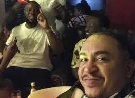 image result for daddyfreeze and hushpuppi in dubai