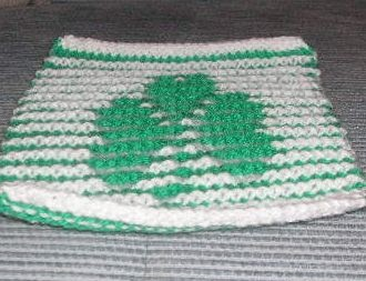Knitting Galore: How to Knit An Illusion