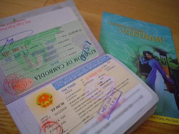 Precio del Visado a Vietnam