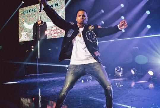 Chris Brown on July 8 in Albania