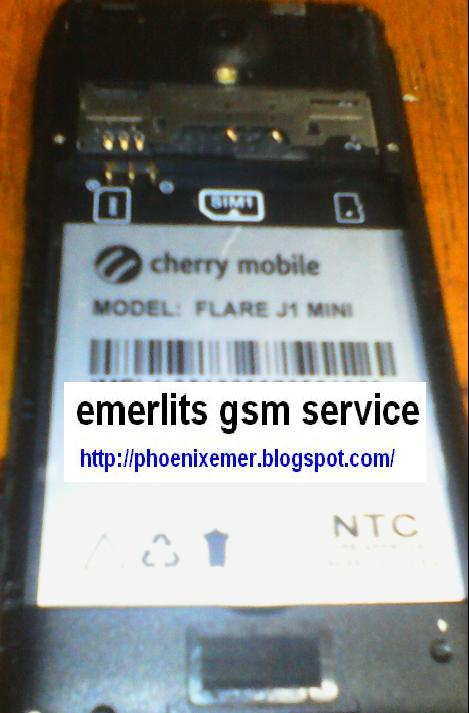 Cherry mobile Flare J1 Mini Firmware Rom - Emerlits Gsm ...
