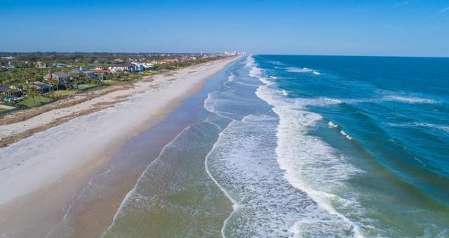 Las 9 mejores playas de Jacksonville, Florida