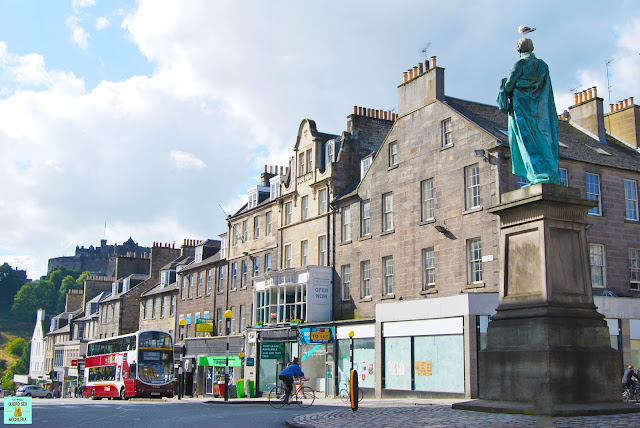 New Town, Edimburgo
