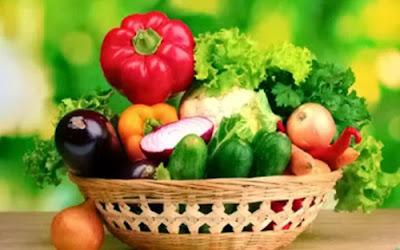 Giảm cân theo phương pháp General Motor Diet với rau xanh ngày 2