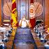 இத்தேபான தேரர் மற்றும் கர்தினால் மெல்கம் ரஞ்சித் ஆண்டகை ஆகியோருடன் ஜனாதிபதி முக்கிய சந்திப்பு