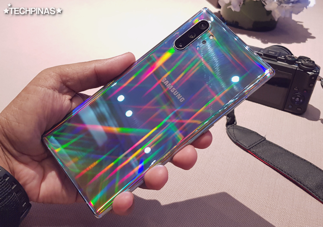 Samsung Galaxy Note10 Plus, 2020 Smartphone Camera Cameraphone Trends