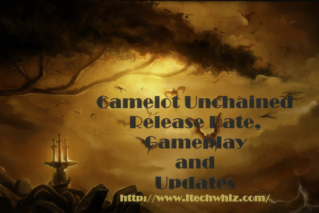 Camelot Unchained Release Date, Gameplay and Updates