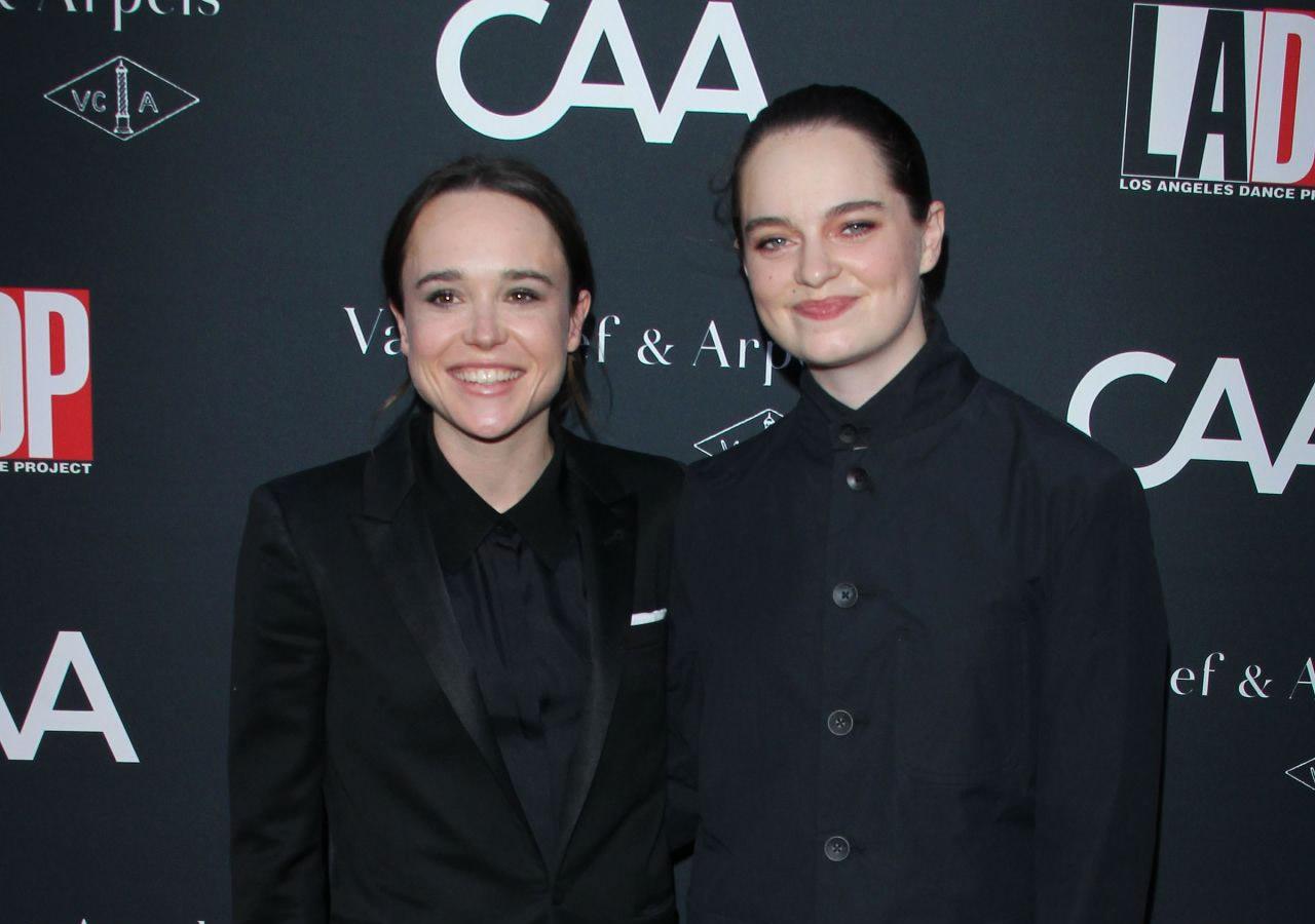 Ellen Page anuncia o seu casamento com Emma Portner