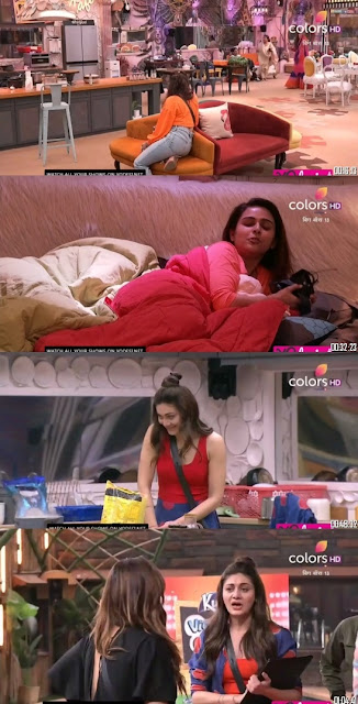 Bigg Boss S13 14th Janaury 2020 Episode Download 300mb 480p HDTVRip || 7starhd