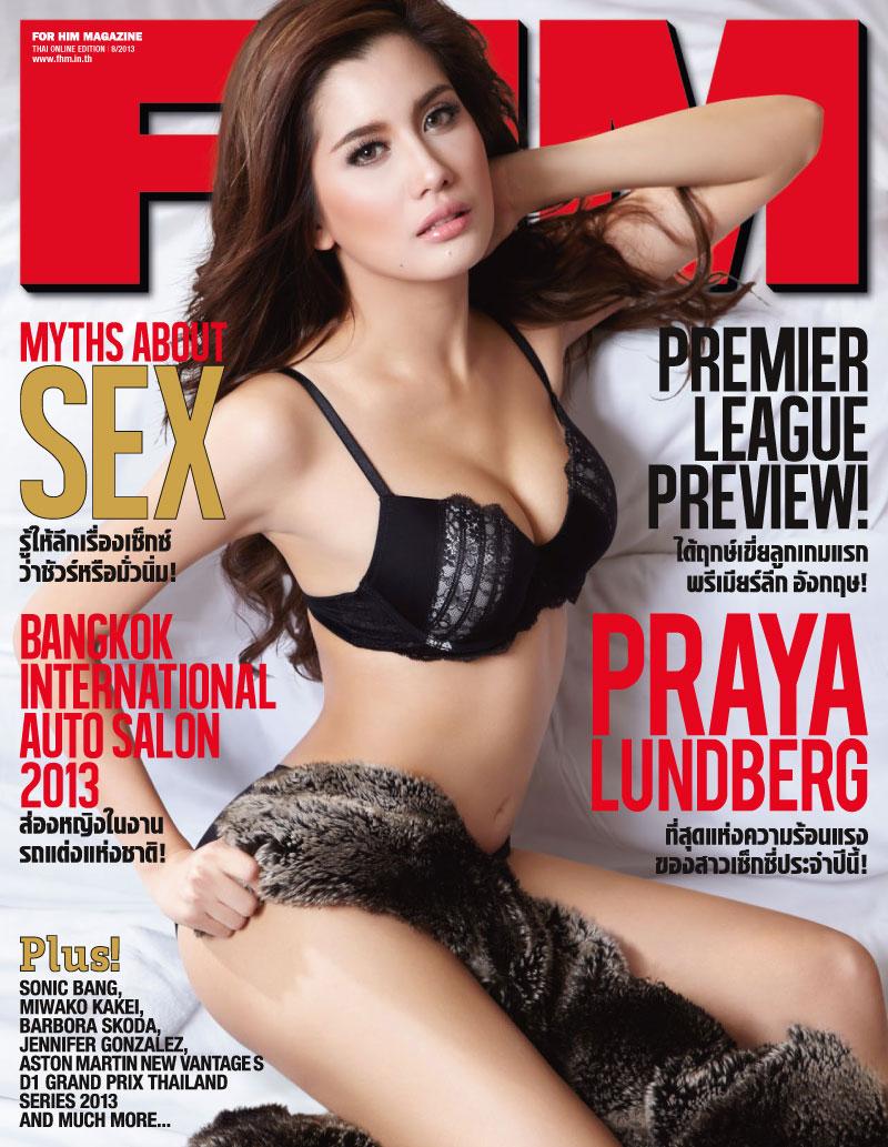 FHM Thailand Magazine August 2013