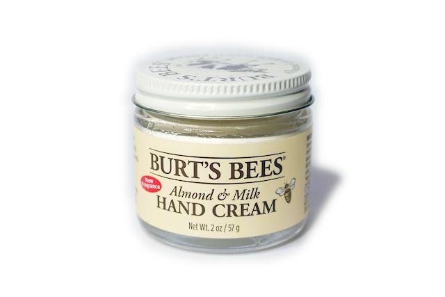 Burt's Bees Almond and Milk Beeswax Hand Cream