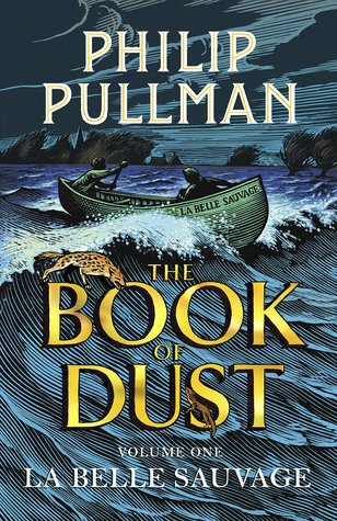The Book of Dust on BBC Radio 4 Book at Bedtime