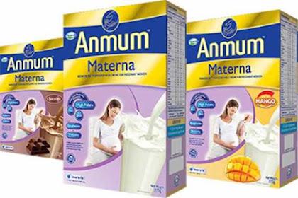 Daftar Harga Anmum Materna Untuk Pilihan Terbaik Ibu Hamil dan Menyusui