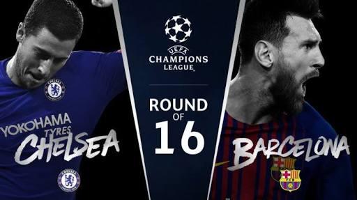 Prediksi Chelsea vs Barcelona, 20 Februari 2018