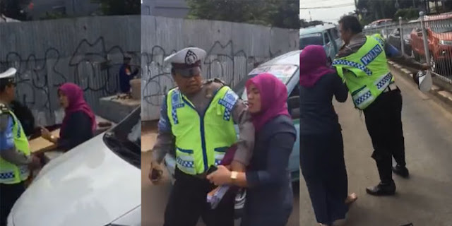 Disangka Ini Pemicu Pegawai MA Mengamuk Dan Serang Polantas Di Jatinegara, Polisi Main Potret Foto
