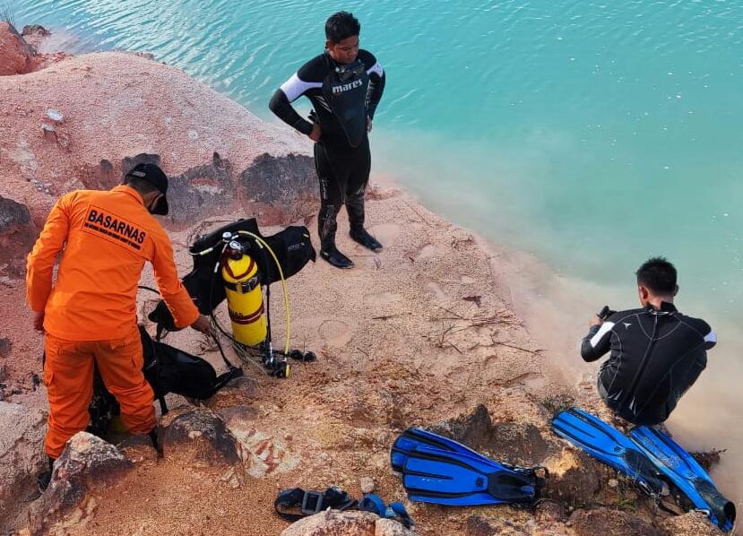 Ada Indikasi Pidana, Pencarian Korban di Danau Gunung Kijang Dihentikan