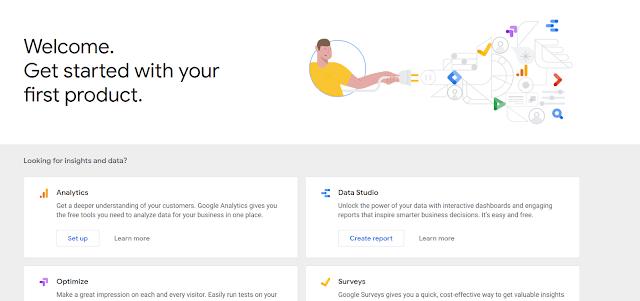 كيف أستطيع التسجيل في Analytics-google ؟