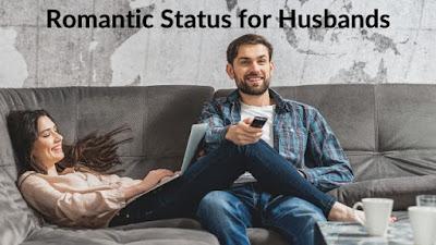 Romantic Status for Husbands
