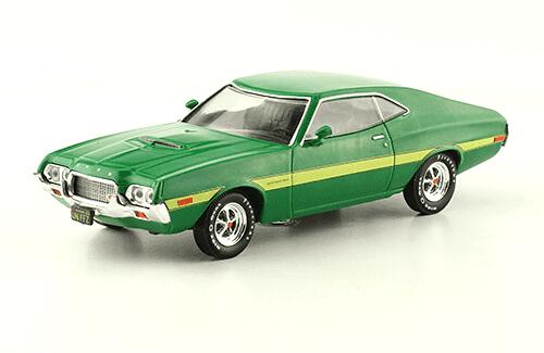 Ford Grand Torino Sport 1972 american car