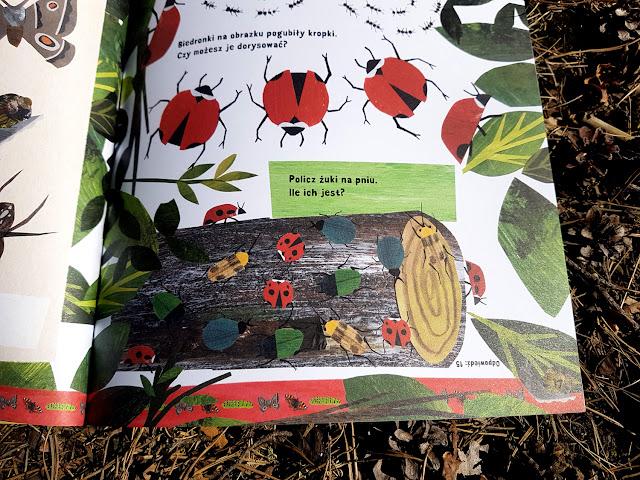 Odkrywcy przyrody - Dzień z przyrodą - Mój pierwszy ogródek - Jak zostać ogrodnikiem - Wydawnictwo Egmont - książeczki dla dzieci - ekologia - jak być eko - Dzień Ziemi - ekologiczne inspiracje