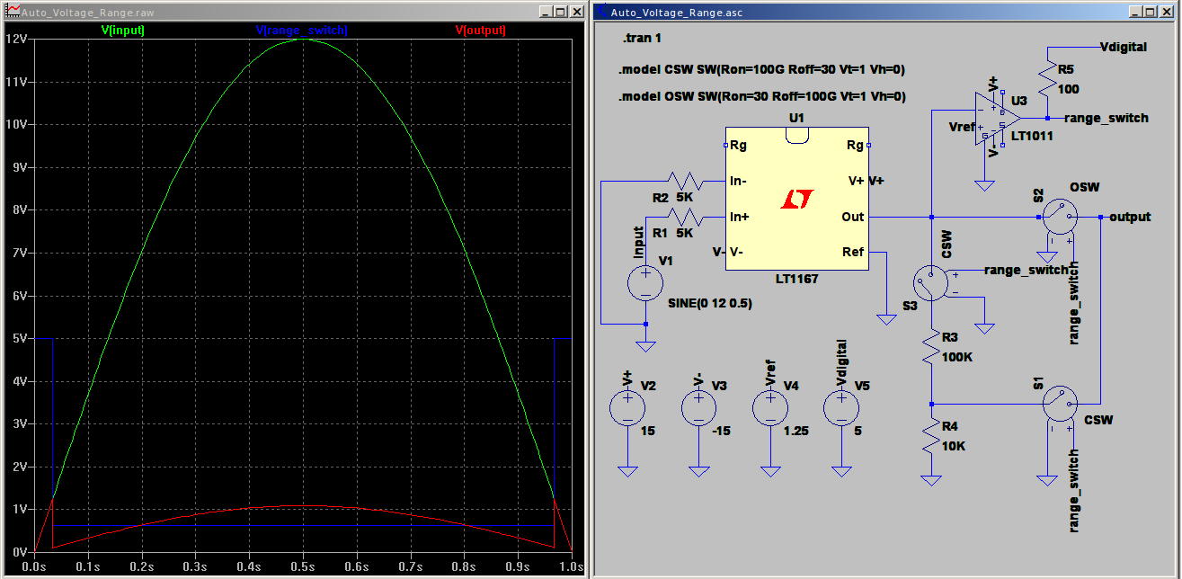 Simple Current Limiter Protects Opencollector Circuit Analog