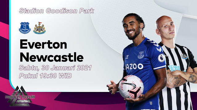 Prediksi Everton Vs Newcastle United