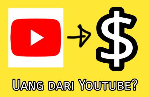 Berikut ini tahapan Cara Mendapatkan Uang Dari youtube dengan google adsense