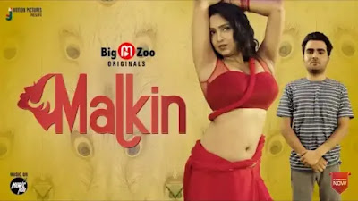 Malkin Web Series Watch Online Big Movie Zoo Star Cast Actress Name