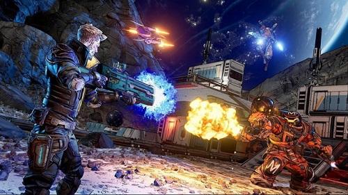 Borderlands 3 nhận được sự ủng hộ lớn từ thị trường bạn sau ngày công bố, mang về lợi nhuận rộng cho nhà phát hành 2K Games