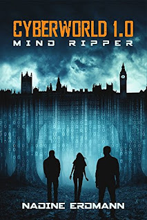 [Rezension] CyberWorld 1: Mind Ripper – Nadine Erdmann