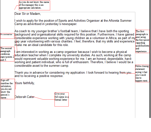 proper way to start a cover letter - correct way to start a formal letter how to write a