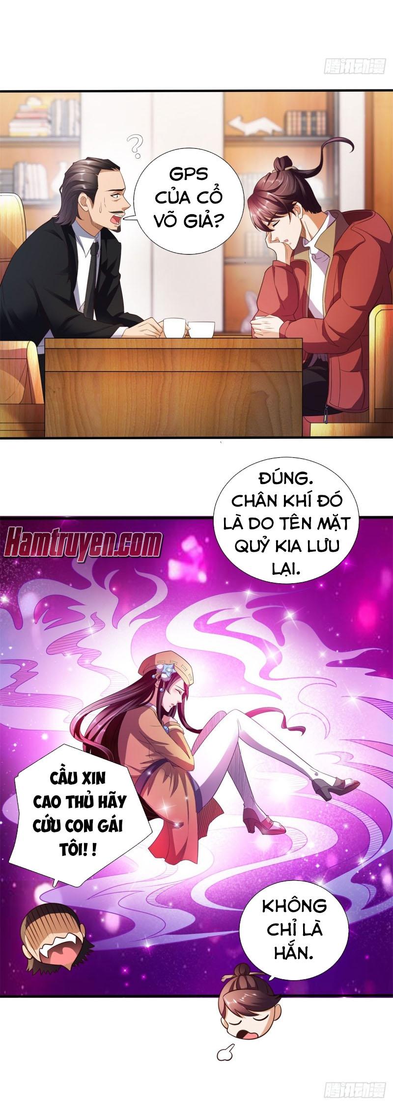 Chí Tôn Toàn Năng Chapter 3 - Hamtruyen.vn