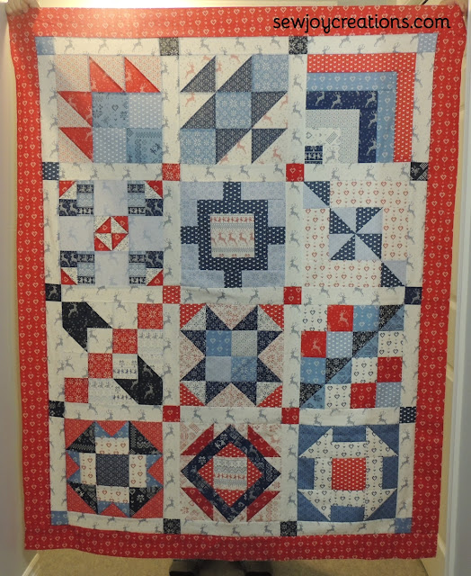 winter fun pat sloan free quilt pattern