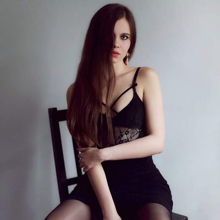 Ariadna Majewska Social Media Hot Clicks