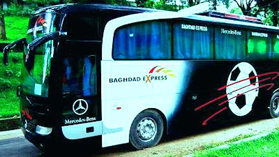 Baghdad Express