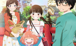 3-gatsu no Lion - Episódio 01