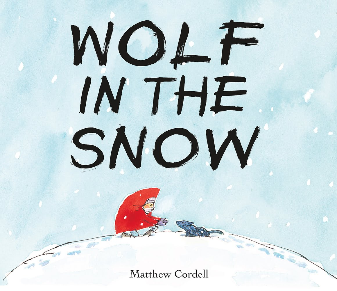 Book Trailer Premiere Wolf In The Snow By Matthew Cordell