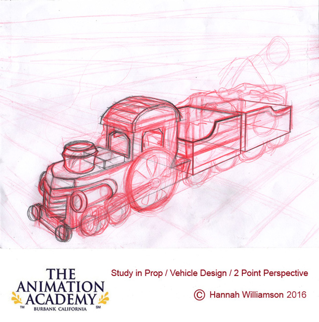 Hannah Williamson: The Animation Academy