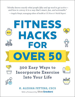fitness hacks over 50 cover