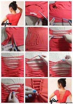 Trucos para renovar tu ropa