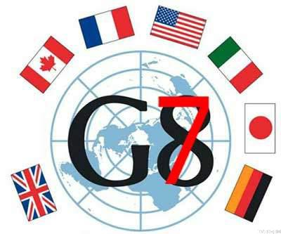 Ukraine 🇺🇦 Supports EUROPEAN UNION As It Opposes Trump's Suggestion of Adding 🇷🇺 Russia to G7 Group