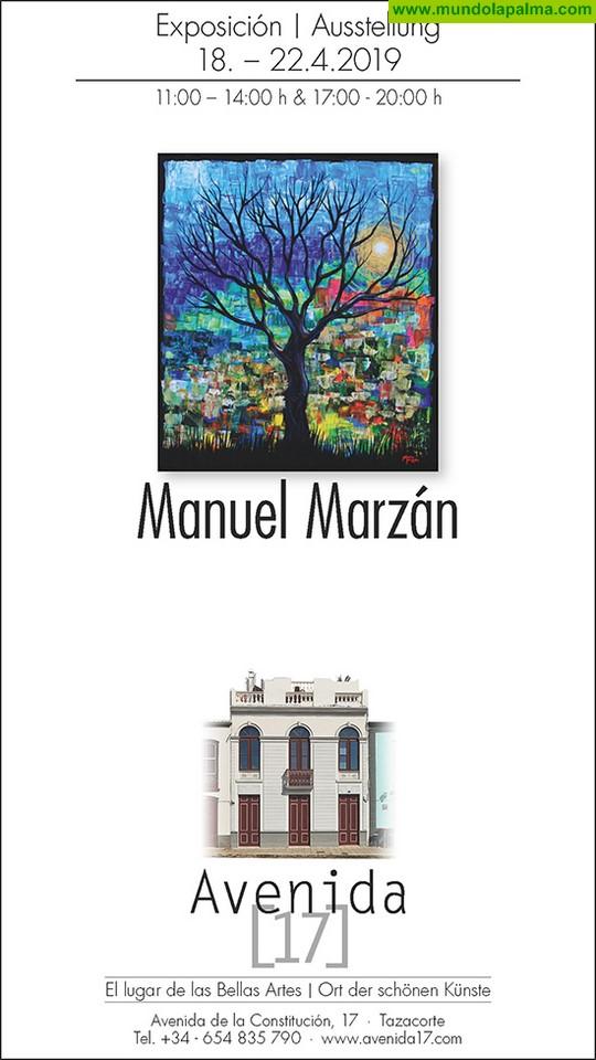 Exposición de Pintura e ilustración Manu Marzán en Tazacorte