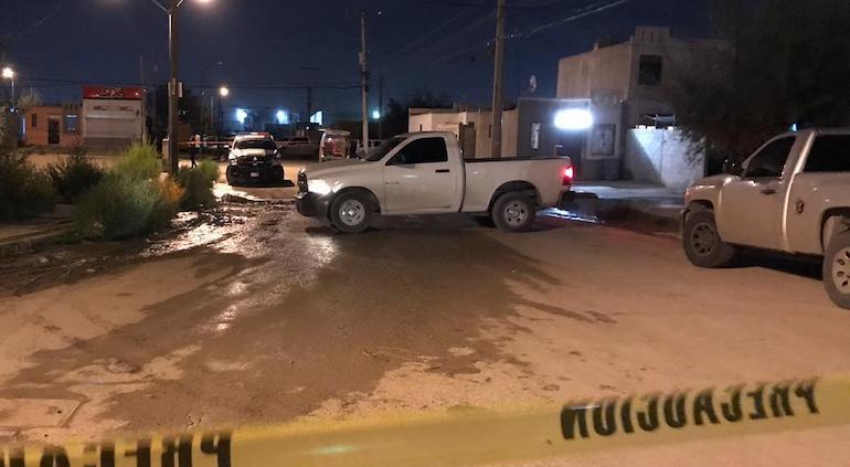 En Ciudad Juarez, National Geographic gravaba un reportaje sobre el Narco cuando Sicarios llegaron y ejecutaron a su entrevistado