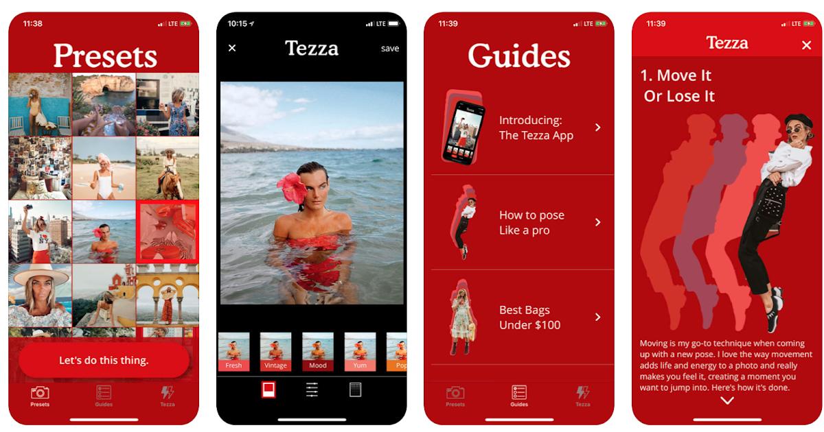Tezza App FAQ's | By Tezza