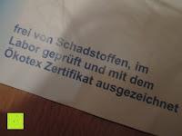schadstofffrei: Hygiene Steppbett 135x200cm Sanitized 100% Polyester Bettdecke Mikrofaser Weiß