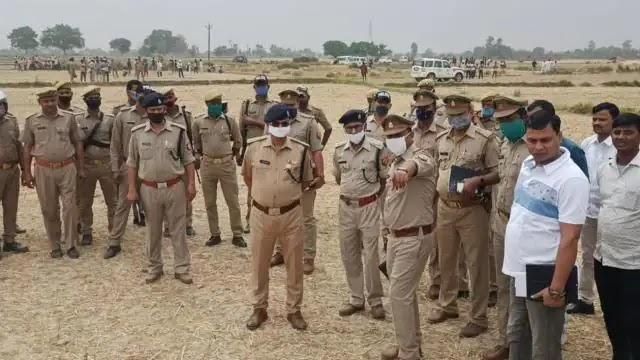 गाजीपुर में एक महिला से हैवानियत, रेप के बाद गला काटकर हत्या