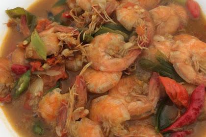 Tips dan Resep Membuat Udang Saus Padang Ala Restoran D'Cost, Mau?