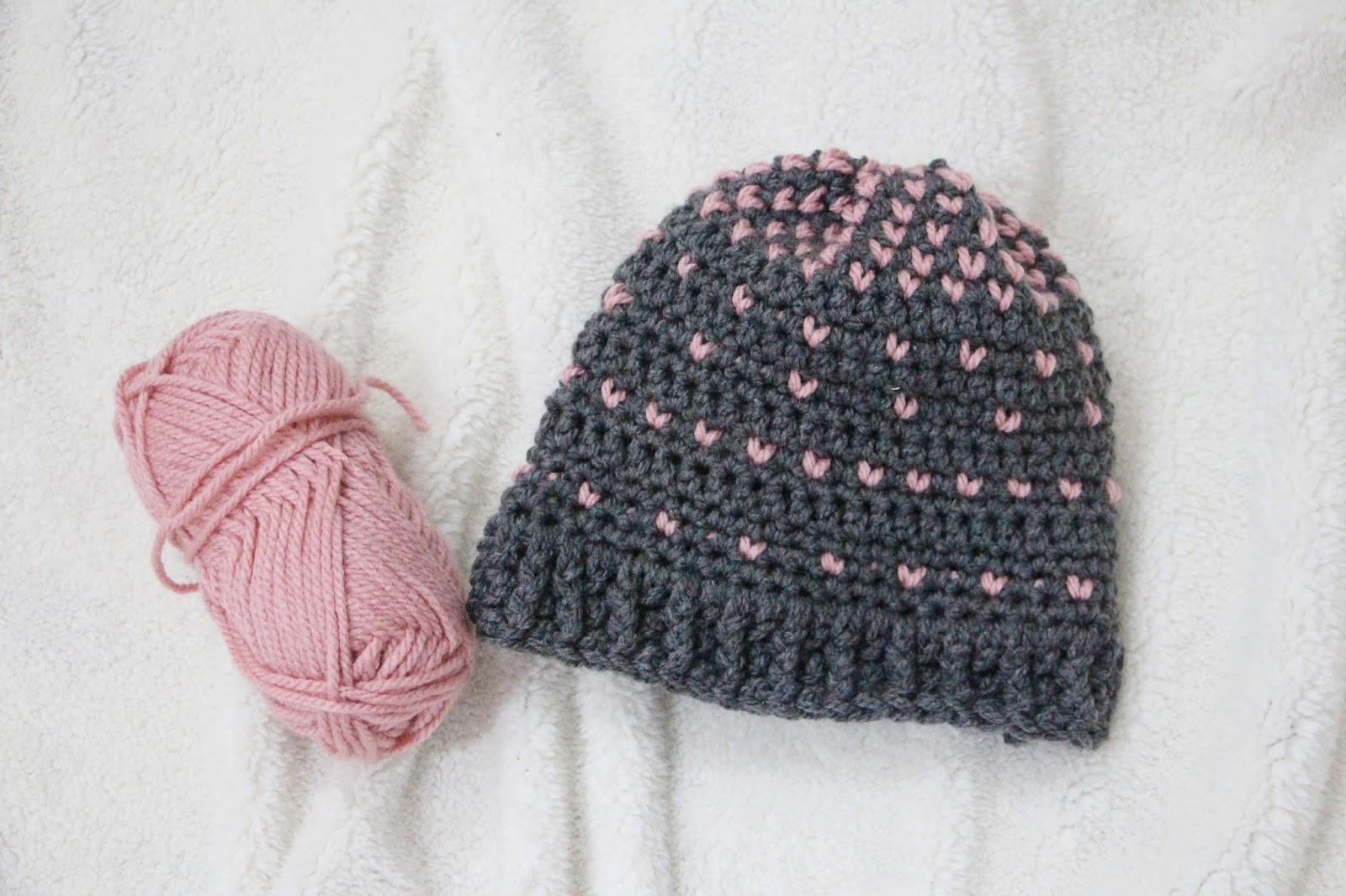 patrón gorro lana crochet pretty anais