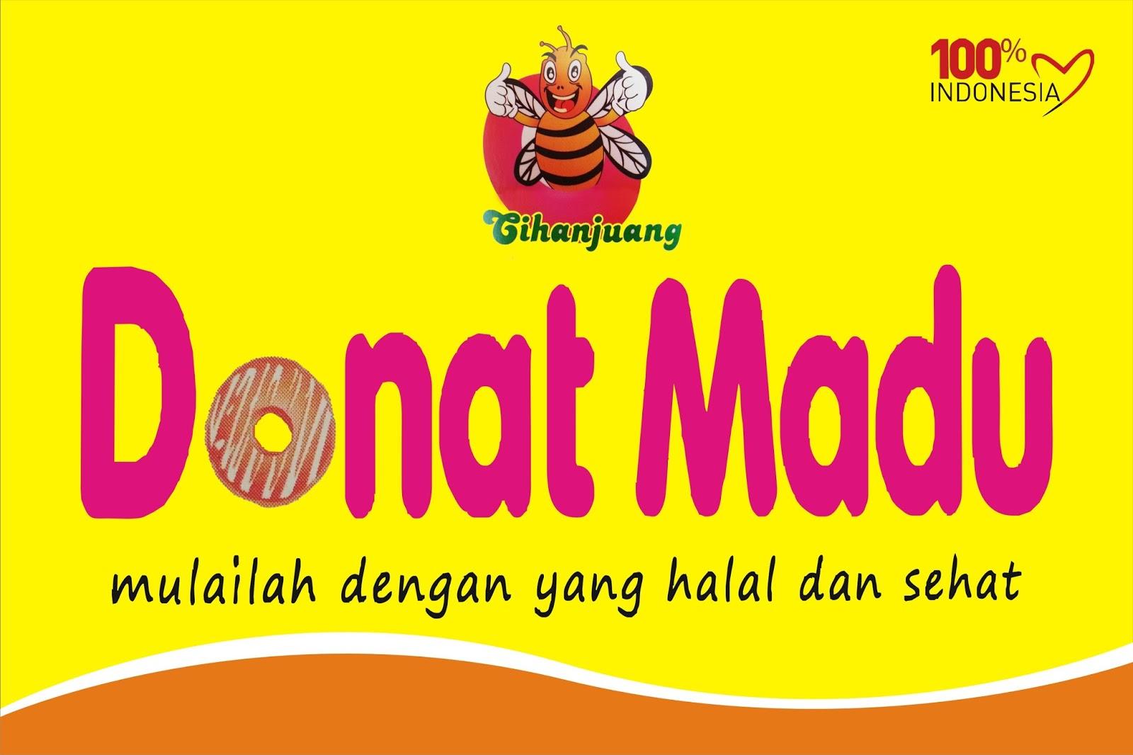 Download Contoh Spanduk Donat Madu.cdr | KARYAKU