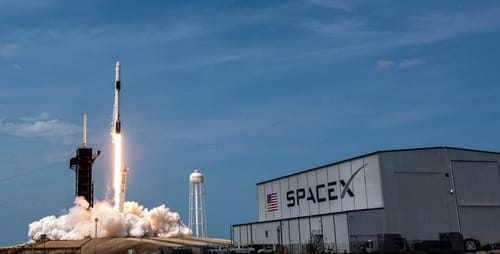 SpaceX raised money to fund future missions